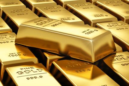 El precio del Oro alcanza su cifra más alta de los últimos seis años, en medio de las tensiones comerciales entre EE.UU. y China